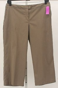 Izod X Tan Cropped Trouser B132 Capri/Cropped Pants