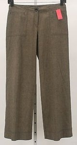 J. Jill 6p X Heathered Brown Trouser B136 Pants