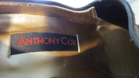Anthony Cox Brown Suede Boots