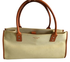 Kate Spade Satchel in Natural/Orange