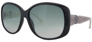 Swarovski Swarovski Black Square Sunglasses