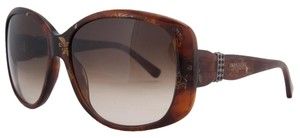 Swarovski Swarovski Brown Square Sunglasses