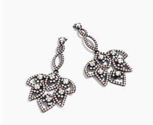 71f3a2e1b12 Black J.Crew Earrings - Up to 90% off at Tradesy