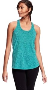 Old Navy NWT women's Old Navy Active Burnout Tank Teal Small NEW