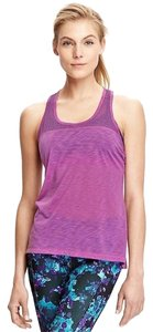 Old Navy NWT women's Old Navy Active Elastic-Strap Burnout Tank Purple XXL NEW