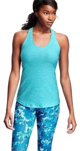 Old Navy NWT women's Old Navy Active Go-Dry Racerback Tank Blue XXL NEW