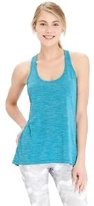 Old Navy NWT women's Old Navy Active Go-Dry Racerback Tank Lagoon Blue XL NEW