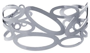Other Unique Designer Stainless Steel Multi Ovals Cuff Bracelet by BrianG @ BrianGdesigns