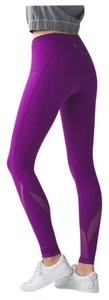 Lululemon Lululemon Free Flow Tight Tender Violet / Flashback Static Size 10 Mesh
