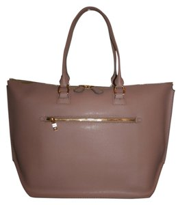 J.Crew Tote in Pink Green