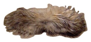 VIDAL Raccoon Fur Headband