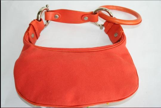 Chloé Wristlet in ORANGE