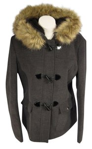 BCBG Paris Hooded Parka Coat