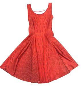 Zara Terez Girls short dress Red Skater Fit And Flare on Tradesy