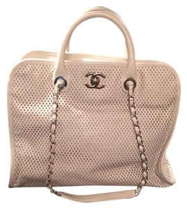 Chanel Tote in Cream