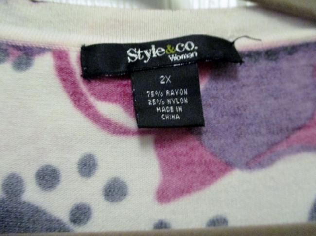 Style & Co Sweater 18/20 Cardigan