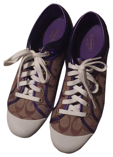 Item - Khi/Purple A1412 Zorra Sequin Sneakers Size US 11 Regular (M, B)