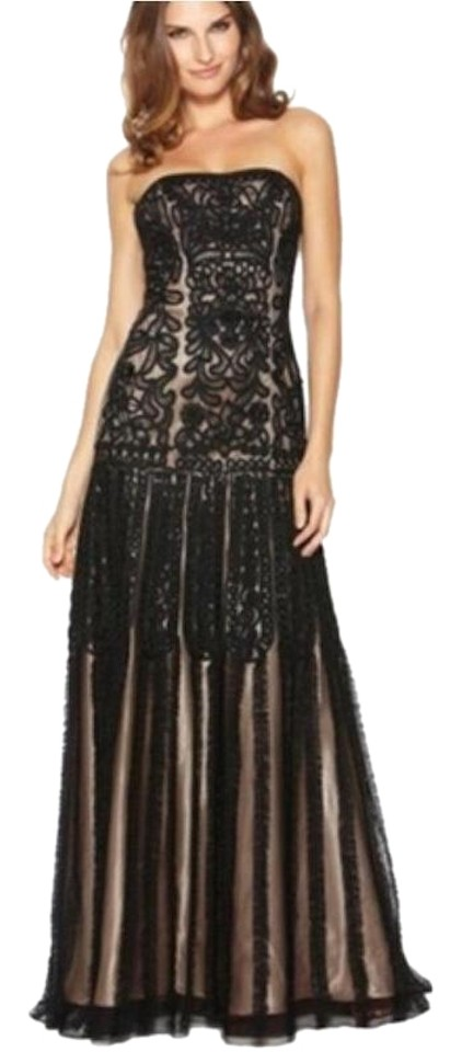 Sue Wong Black Walt Disney Formal Dress Size 6 (S) - Tradesy