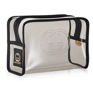 Gucci NEW GUCCI AUTHENTIC MAKEUP COSMETIC CASE TOILETRY BAG
