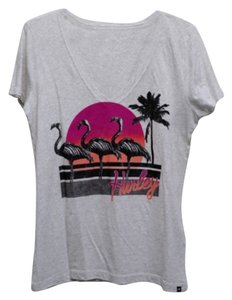Hurley T Shirt Heather