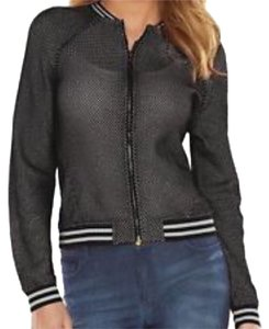Juicy Couture Black/white Jacket