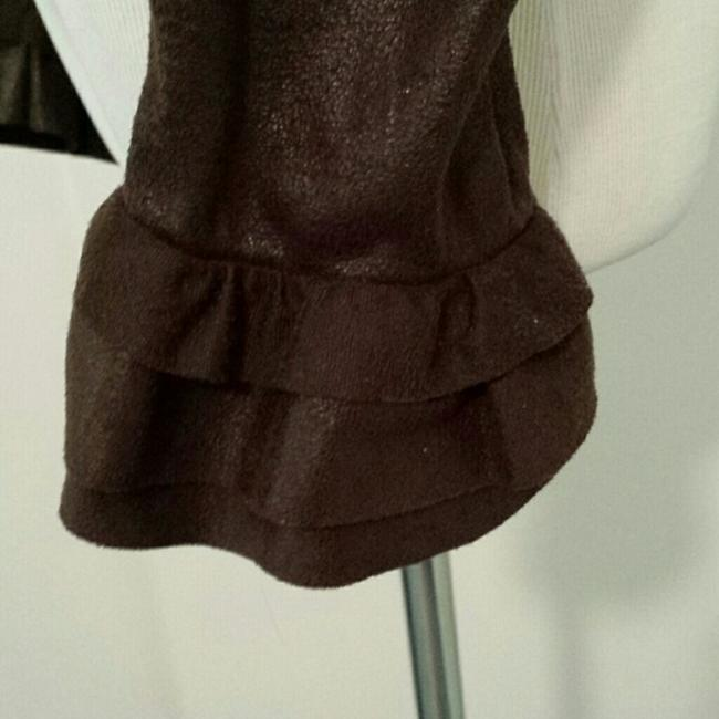 INC International Concepts Brown Jacket