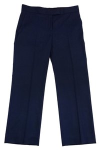 Stella McCartney Navy Wool Pants