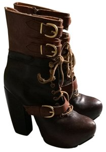 Miista Brown Boots