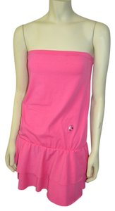 Arche short dress pink on Tradesy