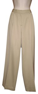 Brooks Brothers #brooksbrothers #pleated #cuffed #straight #highrise #wool #pants Straight Pants Khaki
