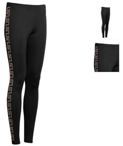 Versace for H&M Black Leggings