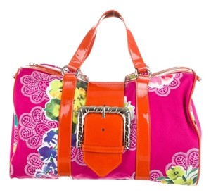 Dolce&Gabbana So Cute Super Fashionable Perfect Colors Multicolor Travel Bag