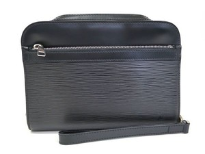 Louis Vuitton Black Clutch