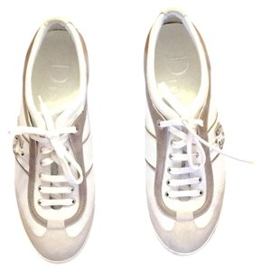 Dior Light Weight Sport Id Everyday Sneaker White Athletic