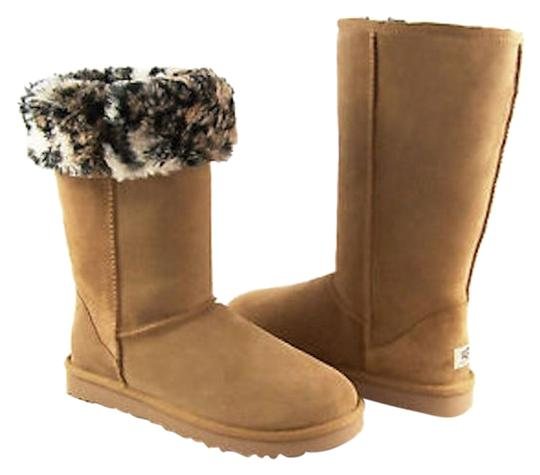 ugg australia ugg women classic tall animal print boots on sale 40 off boots booties on sale. Black Bedroom Furniture Sets. Home Design Ideas