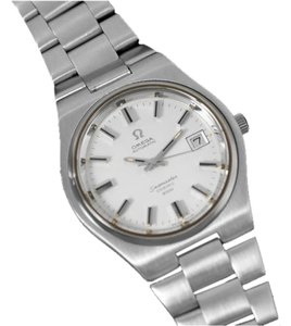 Omega 1970's Omega Seamaster Cosmic 2000 Vintage Mens Dive Watch, Date - Stainless Steel