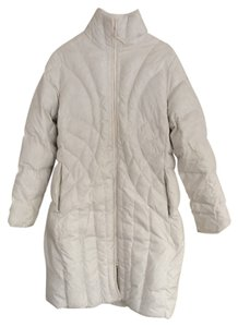 L.L.Bean White Jacket
