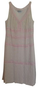 Kay Unger Embroidered Dress