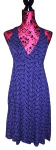 Tart short dress Purple on Tradesy