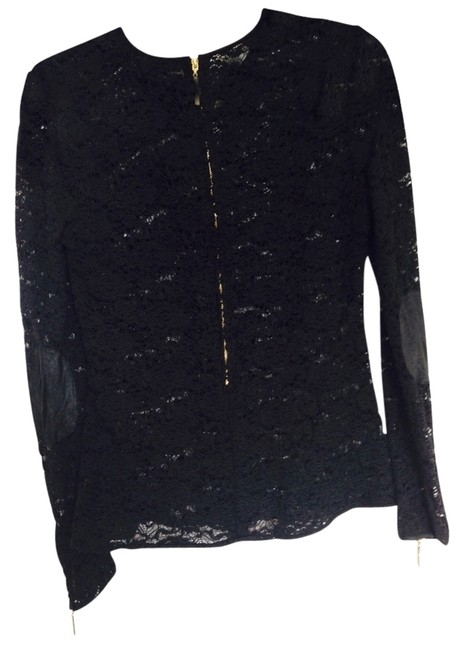 Preload https://item5.tradesy.com/images/juicy-couture-black-blouse-size-4-s-1121454-0-1.jpg?width=400&height=650