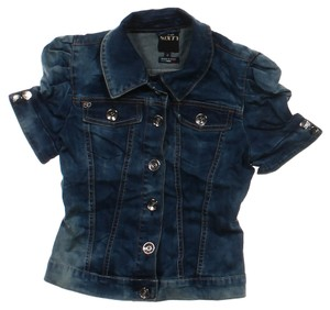 Miss Sixty Womens Jean Jacket