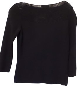 Ann Taylor Lace Small Knit Sweater