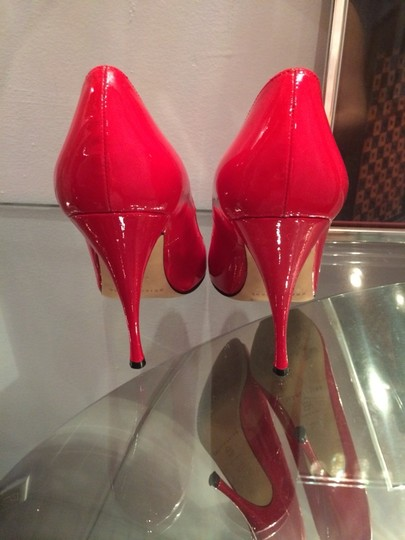 Brian Atwood- REDUCED FOR TODAY!!!!! GET THEM BEFORE NYE!! Red Pumps