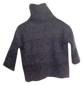 Victoria's Secret Lambs Wool Ombre Cowl Neck Sweater