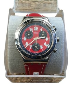 Swatch Red Swatch Watch