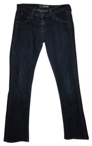 Hudson Jeans Designer Straight Leg Jeans-Medium Wash