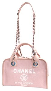 Chanel Deauville Shoulder Bag