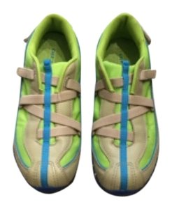 Diesel Green, Blue & Tan Athletic
