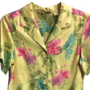 Tommy Bahama Button Down Shirt Multi