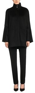 Hugo Boss Wool Womenswear Turtleneck Designer Luxury Cape